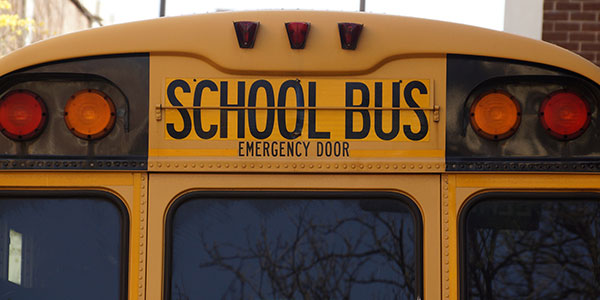 School bus for Meredith