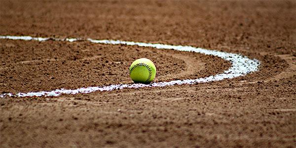Meredith plays baseball