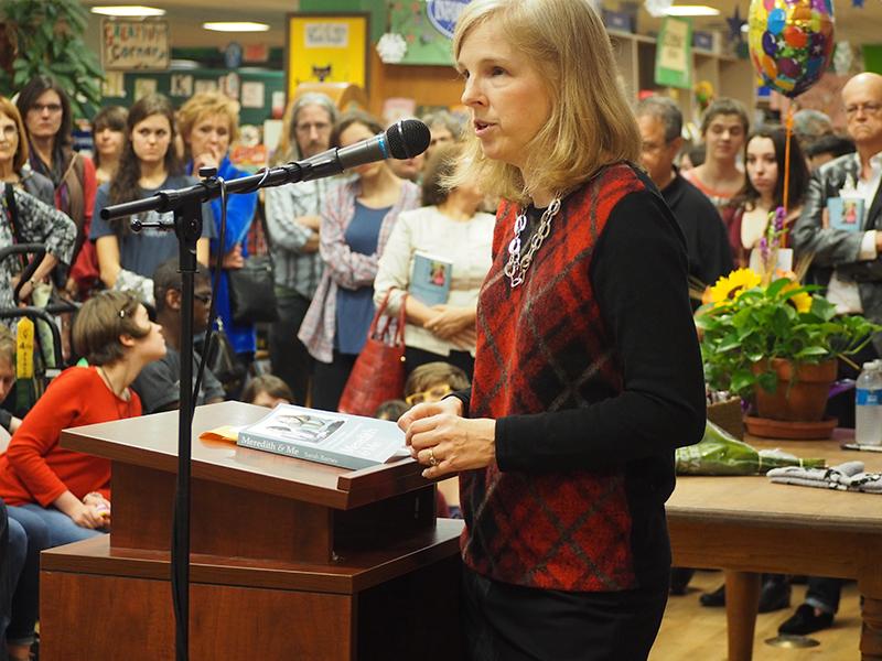 Sarah Barnes speaker