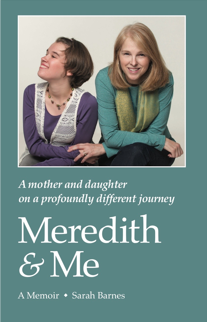 Meredith and Me book by Sarah Barnes