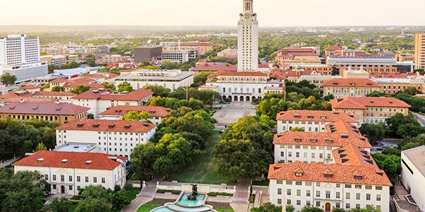 Sarah Barnes University of Texas